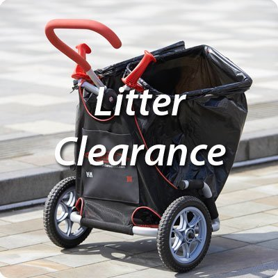 Litter-Clearance-Cart